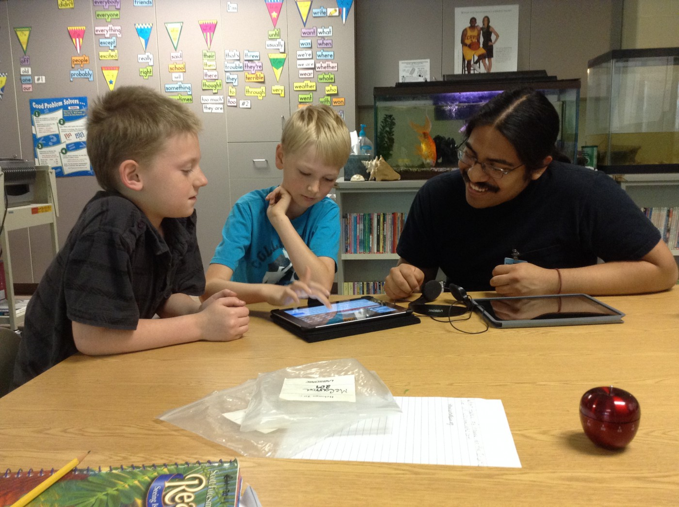Ipads In Elementary Schools Using iPads to ...