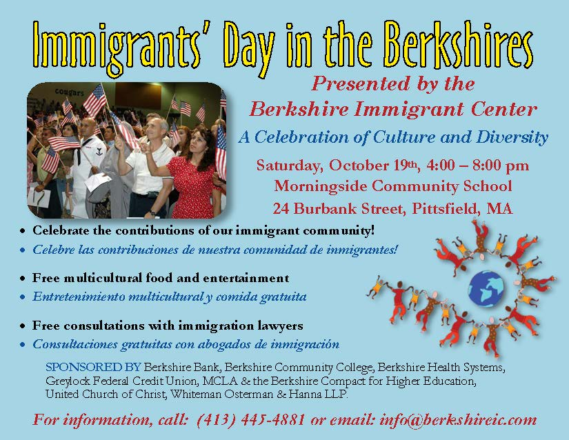 Immigrants' Day 2013