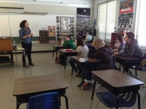 Middle School Mentors